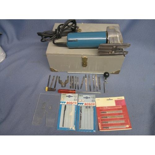 Lesto Scintilla Sa 0 608 554 011 Jig Saw W Box Vintage