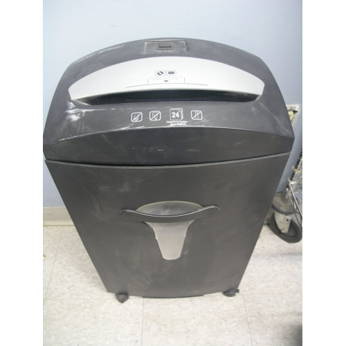 Staples Spl S242d 24 Sheet Paper Shredder Allsold Ca