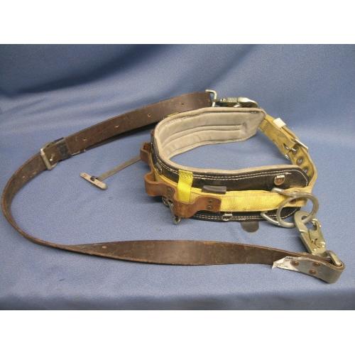 Miller Linemen S Full Floating Safety Belt Harness Model