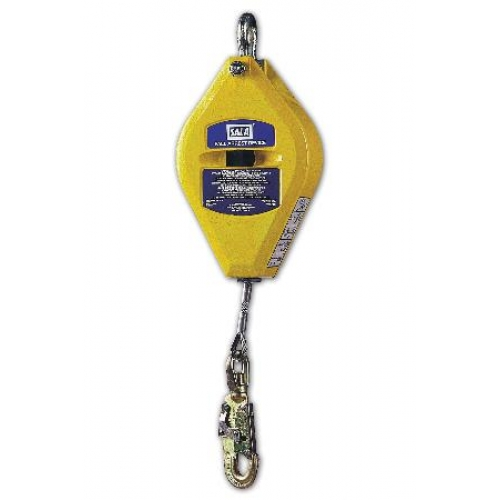 Sala Safety Block Lifeline Fall Arrest Model 150 300lbs