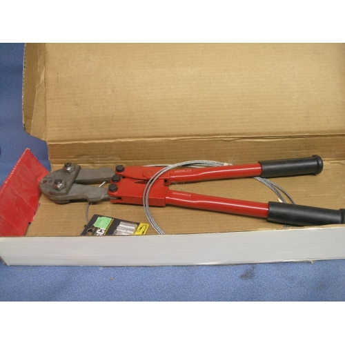 Dare Fence Splicing Tool 2154 Chain Link Barbed Wire
