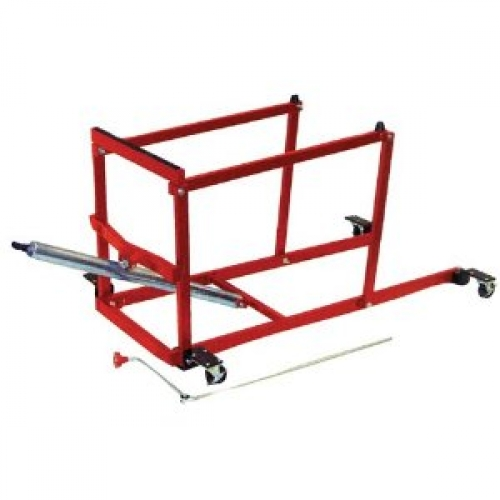 Eagle Snow Pro Snowmobile Lift Work Stand Adapted For A