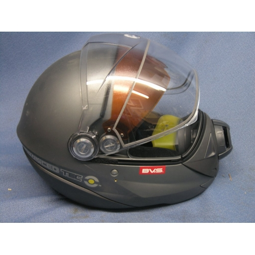 Ski Doo Bv2s Electric Se Helmet Black Small Allsold Ca