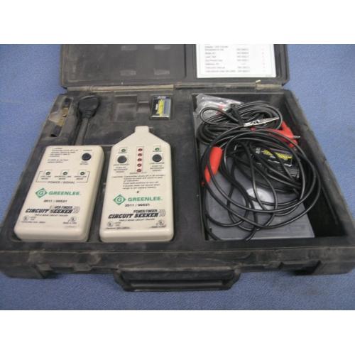 greenlee 2011 00521 power finder circuit seeker allsold. Black Bedroom Furniture Sets. Home Design Ideas