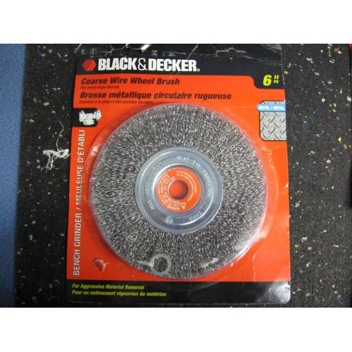 Lot Of 32 Black Amp Decker Drill Grinder Wire Wheel Brush 3