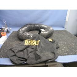 Dewalt Dust Collection Bag Amp Hose Amp Plastic Barrel Cover