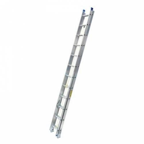 20 Foot Extension Ladder : Lite ft aluminim extension ladder allsold buy