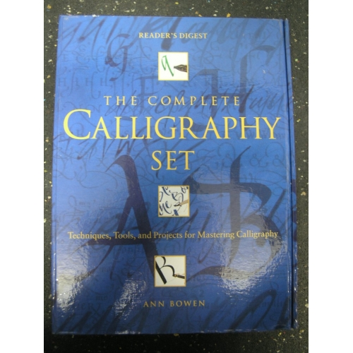 Reader 39 S Digest The Complete Calligraphy Set