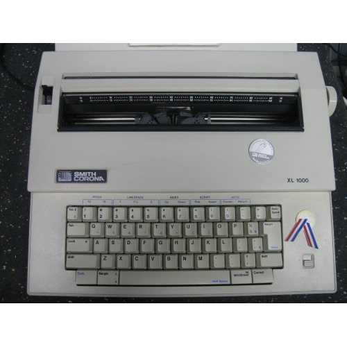 Smith Corona Xl 1000 Electric Typewriter Allsold Ca