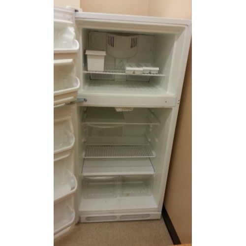Kenmore Freezer Top White Refrigerator Fridge Left Swing