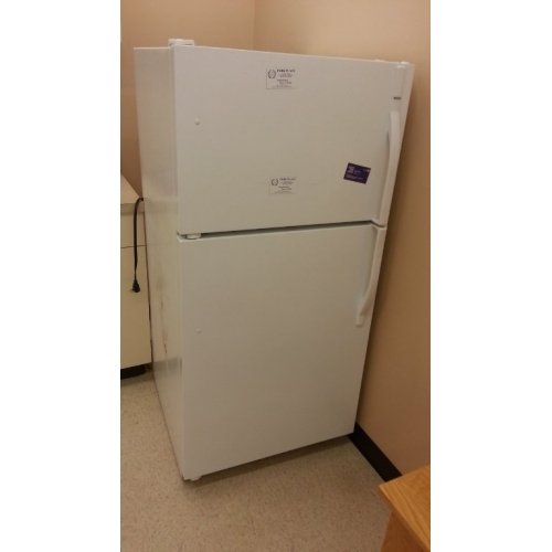 Kenmore Freezer Top White Refrigerator Fridge Left Swing