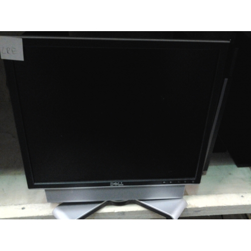 Dell 1908fpc 19 Quot Lcd Pc Computer Monitor W Speakers
