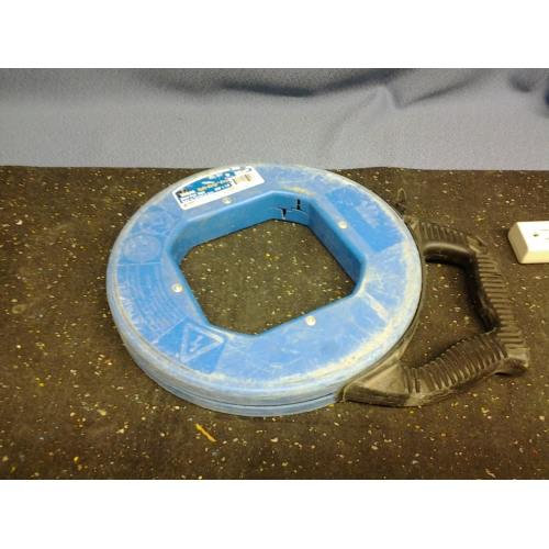 Ideal tuff grip pro steel fish tape 240 39 x 1 8 allsold for Steel fish tape