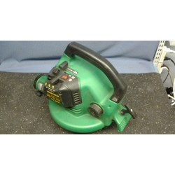 Weed Eater Gas Powered Blower Vacuum Bv1650 W Attachments