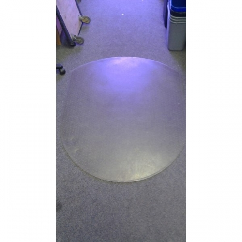 Anti Static Mat Under Chair Floor Protector 47 Quot X 56 5