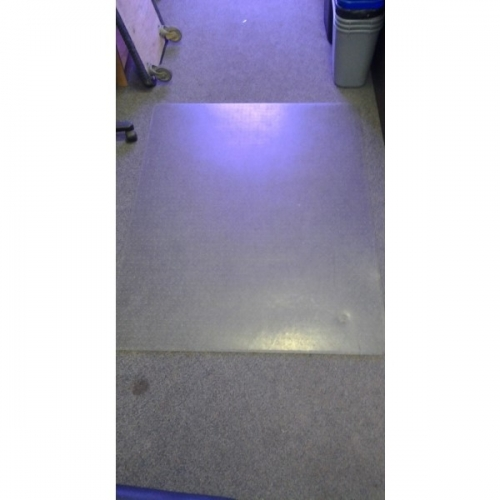 Static Mat For Office : Anti static mat under chair floor protector quot