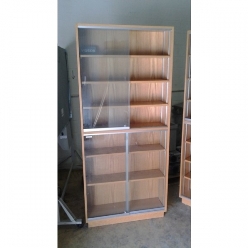 Used Kitchen Cabinets Calgary: Glass Display Case / Cabinet