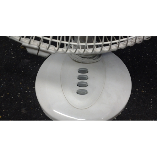 Hampton Bay 12 Quot Oscillating Table Fan Model Tfa12lg