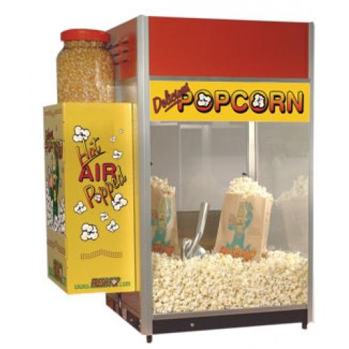 fresh popcorn machine