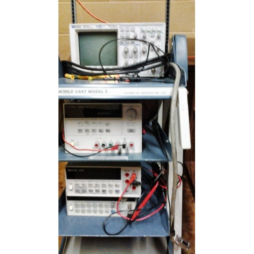 Electronic Test Equipment : Electronic test equipment cart allsold buy sell