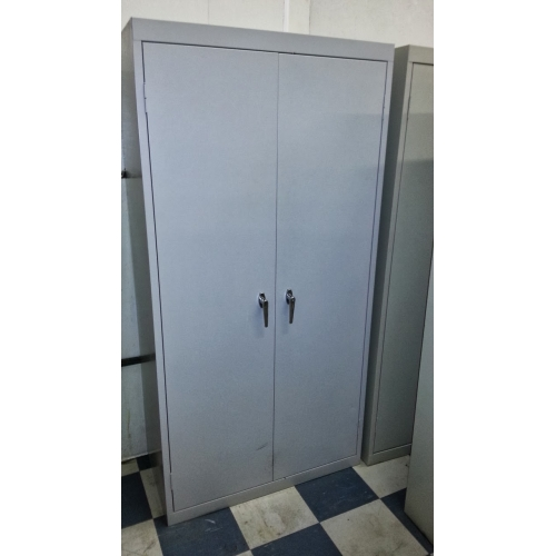 2 Door Vertical Storage Cabinet 36x18x72