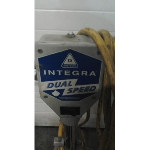 Integra Dual Speed Floor Polisher And Pads 19 Allsold