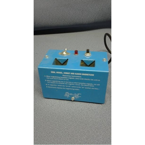 Electro Technic Products Company Electric Magnetizer Model