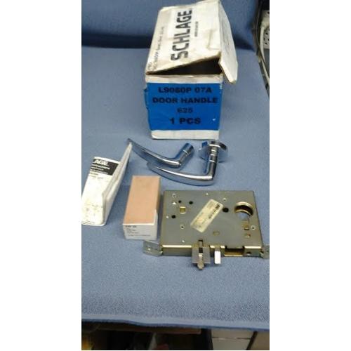 Schlage L9080 07 Mortise Storeroom Lock Allsold Ca Buy