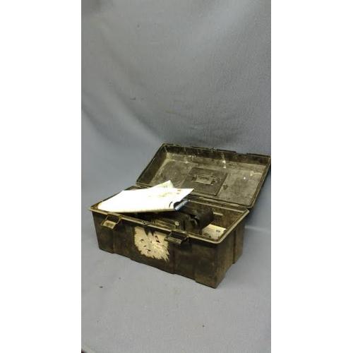 Craftsman 76mm Dustless Belt Sander Case And Belts