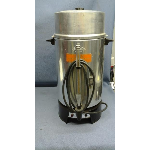 West Bend Commercial Coffee Urn 100 Cup Maker Allsold Ca