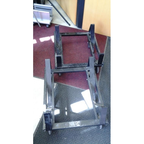 Ki Matrix 1100 Series Stacking Chair Cart Dolly Allsold