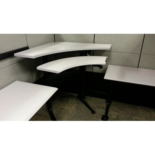 Electric Height Adjustable Computer Desk Images Delighful