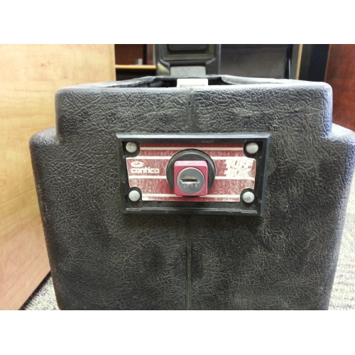 Wheel Well Tool Box >> Contico Tuff Box Poly Wheel Well Toolbox, Locking - Allsold.ca - Buy & Sell Used Office ...