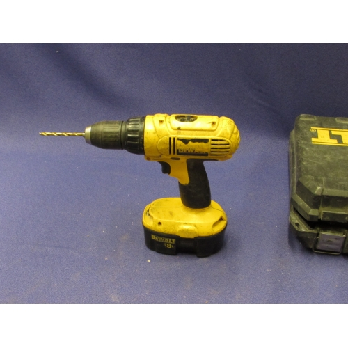 Dewalt 18 Volt Cordless Drill Driver Allsold Ca Buy