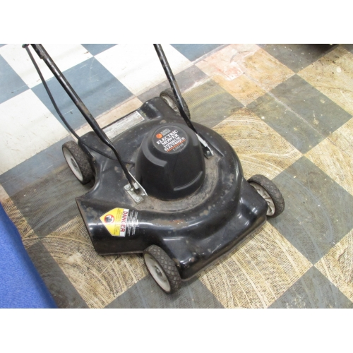 Black And Decker Electric Lawn Mower Model Lm110 Allsold