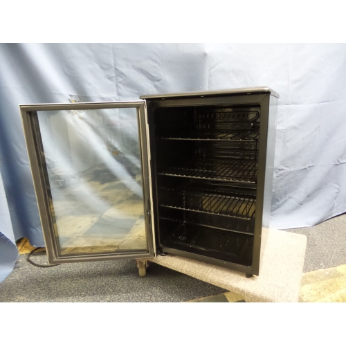Danby Dbc259blp Black Mini Bar Fridge Refrigerator W Glass