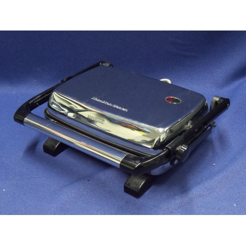 hamilton beach panini grill gourmet sandwich maker buy sell used office. Black Bedroom Furniture Sets. Home Design Ideas