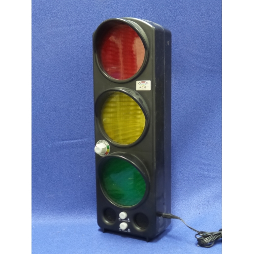 Sound Activated Desktop Stop Light Traffic Light
