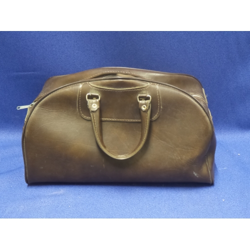 Brown Soft Leather Doctor Tool Bag Allsold Ca Buy