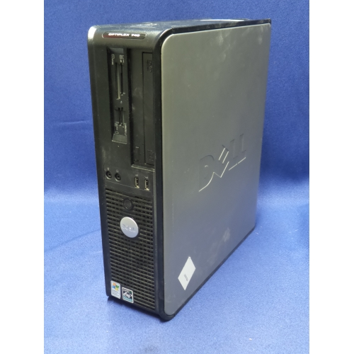 Dell Amd 2 0ghz 150gb 1gb Win Xp Pc Tower Computer