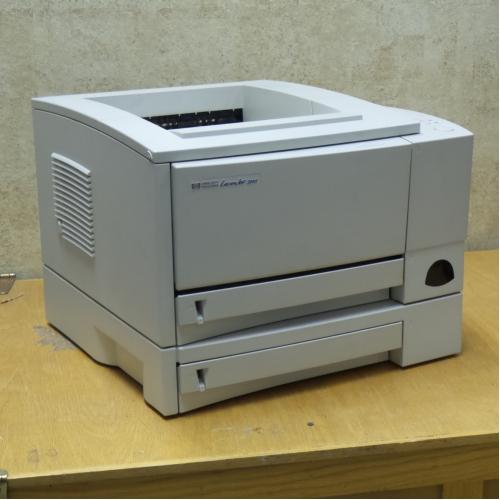hp laserjet 2100 c4170a monochrome laser printer buy sell used office furniture. Black Bedroom Furniture Sets. Home Design Ideas