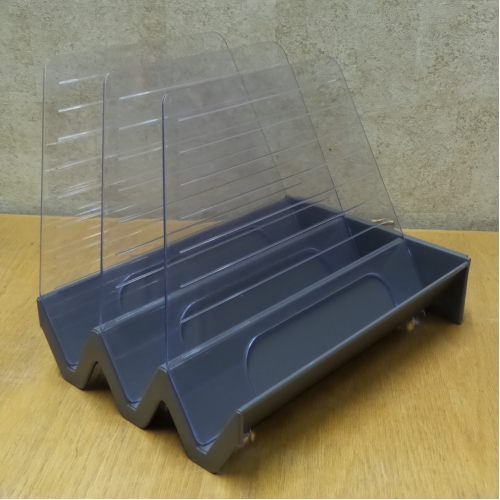 Herman Miller Systems Furniture Diagonal File Sorter Tray
