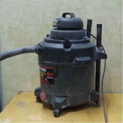 Shop Vac Qsp 10 Gallon 4 5 Peak Hp Wet Dry Vacuum