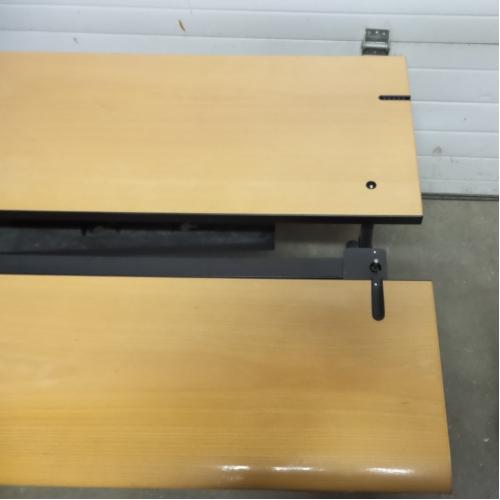 Herman Miller Height Adjustable Sit Stand Workstation Desk