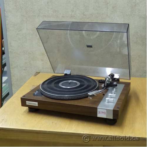 Realistic Rd 8100 Direct Drive Auto Player Turntable