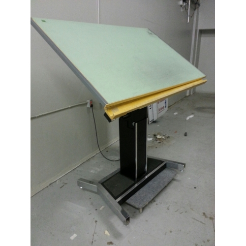 Mayline Futur Matic Drafting Table Drafttables Bargain
