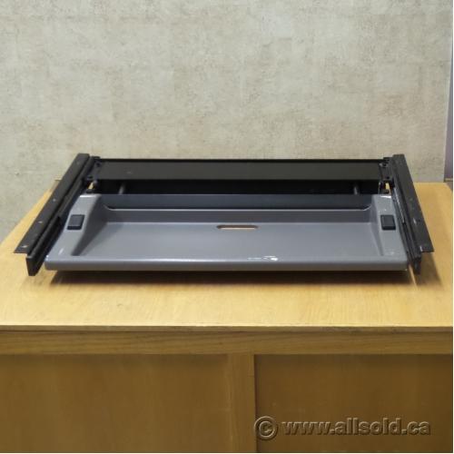 Reff Heavy Duty Slide Out Under Desk Keyboard Tray