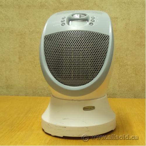 Honeywell HZ-335c Digital Ceramic Space Heater - Allsold.ca - Buy