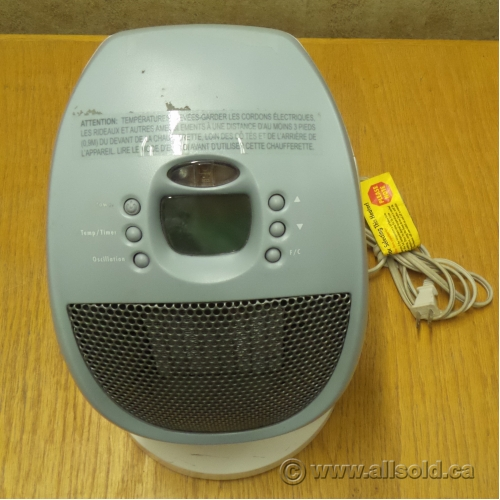 Honeywell Hz 335c Digital Ceramic Space Heater Allsold