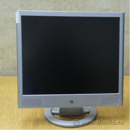 Hp Vs17 17 Quot 4 3 Lcd Computer Monitor Built In Speakers